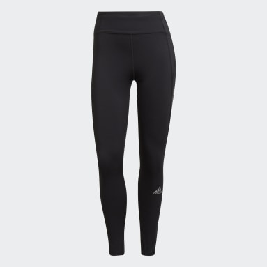 Legging 7/8 Own The Run Running noir Femmes Course