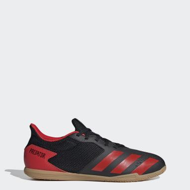 Futsal Black Predator 20.4 Indoor Sala Boots