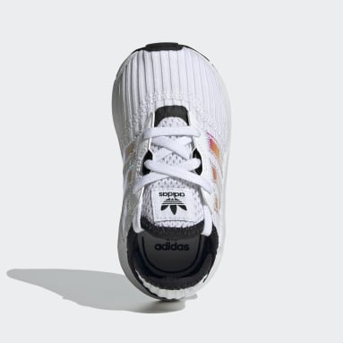 Infant & Toddler Originals White Swift Run X Shoes