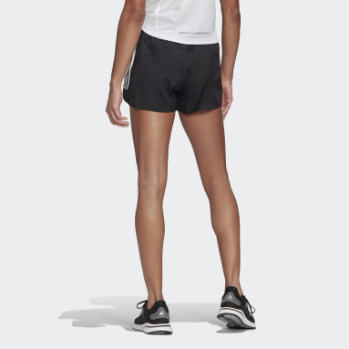 Shorts Run It Negro Mujer Running
