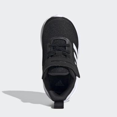 Chaussure de running FortaRun 2020 noir Bambins & Bebes Entraînement