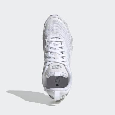 Women Originals White Bounce Workshop Shoes