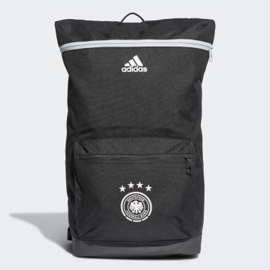 Fodbold Grå Germany rygsæk