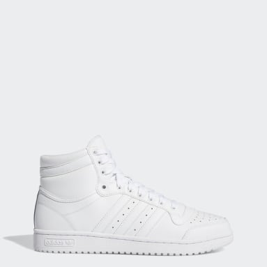 Chaussure Top Ten Blanc Originals