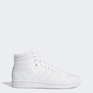 Sapatos Top Ten Branco Originals