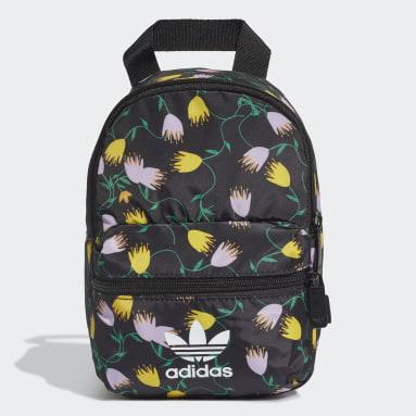 Graphic Mini Backpack Wielokolorowy