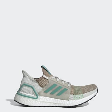 Running Brown Ultraboost 19 Shoes