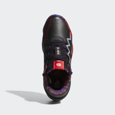 Chaussure D.O.N. Issue #2 noir Hommes Basketball