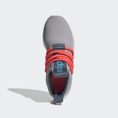 Chaussure Lite Racer Adapt3.0 gris Enfants Essentials