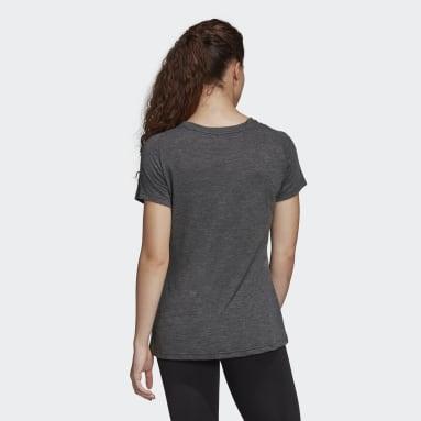 Camiseta Must Haves Winners Preto Mulher Sportswear