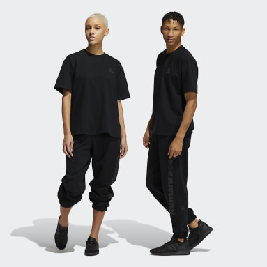 Calças Pharrell Williams Basics Preto Originals