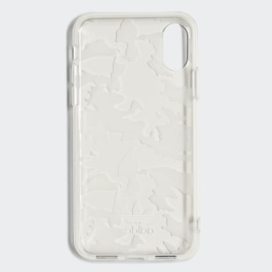 Cover adicolor Snap iPhone X Bianco Originals