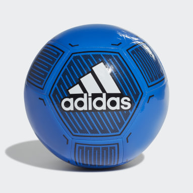 Men Football Blue Starlancer VI Ball