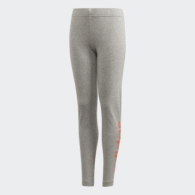 Tight Essentials Linear Gris Filles Sportswear