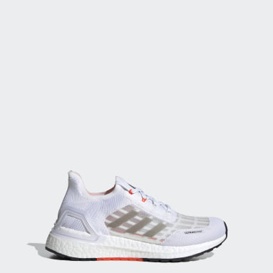 Youth Running White Ultraboost SUMMER.RDY Shoes