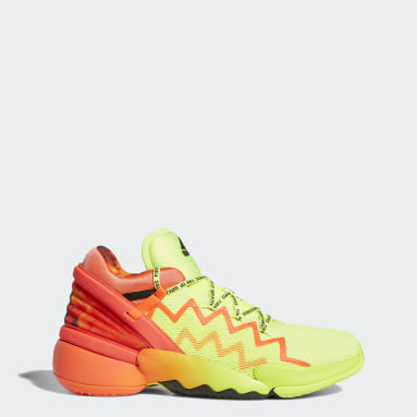 Basketball Yellow Donovan Mitchell D.O.N. Issue #2 Shoes