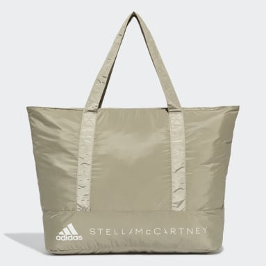 Bolsa Tote Grande adidas by Stella McCartney Bege Mulher adidas by Stella McCartney