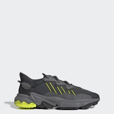 Men Originals Grey OZWEEGO TR Shoes