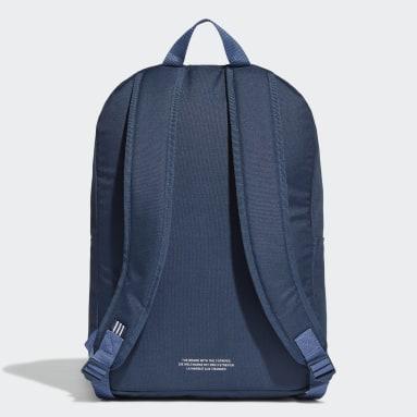 Adicolor Classic Backpack Niebieski