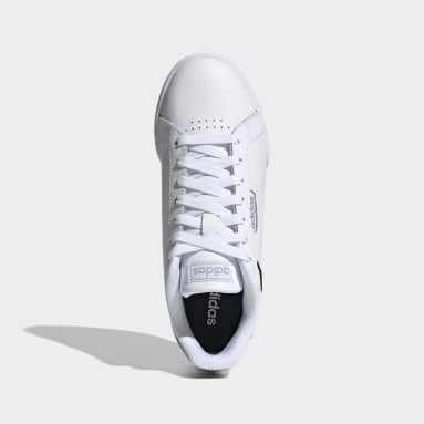 Women Sport Inspired White Roguera Shoes
