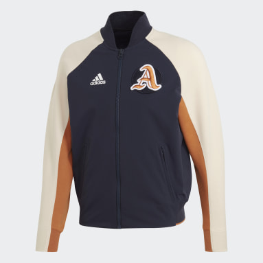 Muži Sportswear modrá Bunda VRCT