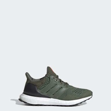Kids Running Green Ultraboost 20 Running Shoes