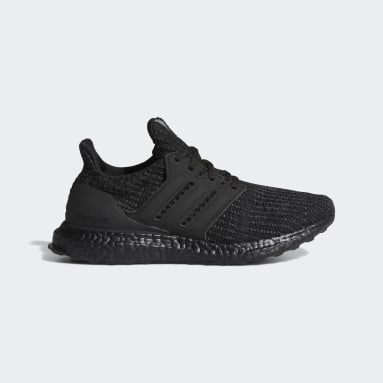 Women Running Black Ultraboost 4.0 DNA Shoes