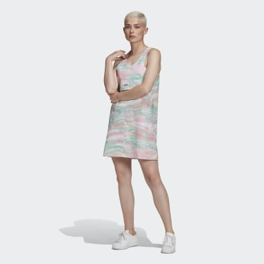 Abito R.Y.V. Multicolor Donna Originals