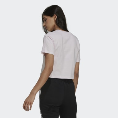 Dam Originals Rosa Tennis Luxe Cropped Tee