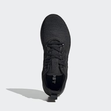 Zapatillas Kaptir Super Negro Mujer Essentials