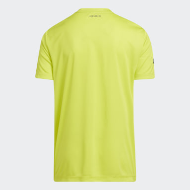 Youth Training Yellow Lineage Tee
