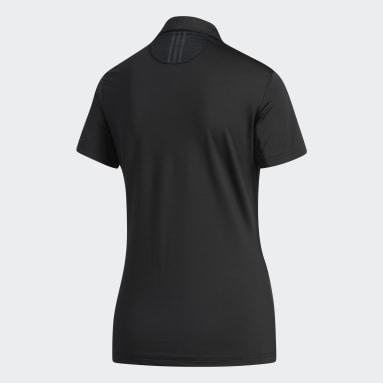 Women's Golf Black Ultimate365 Polo Shirt