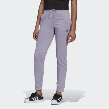 Women Originals Purple Track Pants