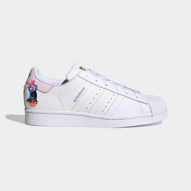 Women Originals White Egle Superstar Shoes