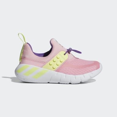 Kids Training Pink adidas RapidaZen x LEGO® Shoes