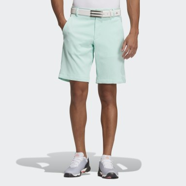 Men Golf Turquoise Shorts