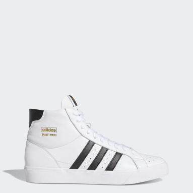 Sapatos Basket Profi Branco Originals