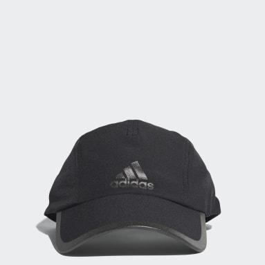 Running Black Climalite Running Cap