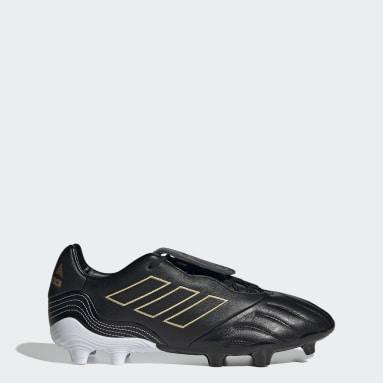 Men Football Black Copa Kapitan.2 Firm Ground Boots