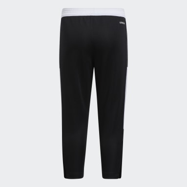Boys Lifestyle Black Tiro 21 Pants
