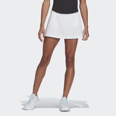 Club Tennis Skirt Bialy