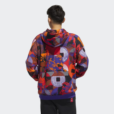Men Originals Purple LNY Hoodie