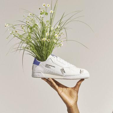 Erkek Originals Beyaz Continental 80 Ayakkabı