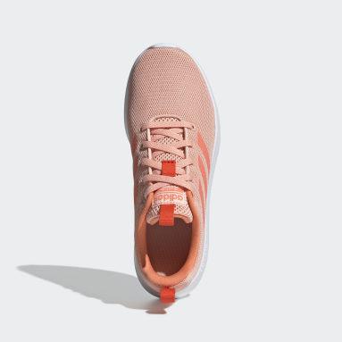 Kids Sport Inspired Pink Lite Racer CLN Shoes