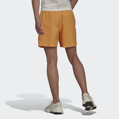 Heren Originals Oranje Fruit Badge Short