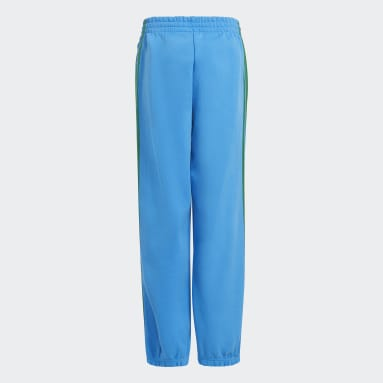 Kids Training Blue adidas x Classic LEGO® 3-Stripes Zip Pocket Pants