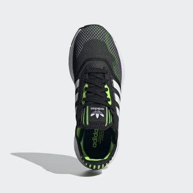 Men's Originals Black Swift Run X Shoes
