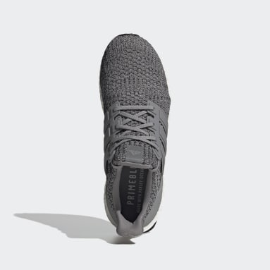 Running Grey Ultraboost 4.0 DNA Shoes