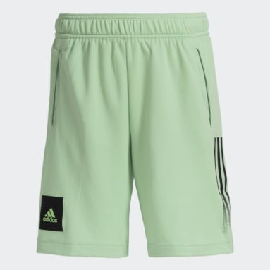 Shorts AEROREADY Verde Niño Training
