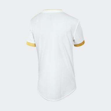 Jersey Tercer Uniforme Tigres UANL 2021 Blanco Mujer Fútbol